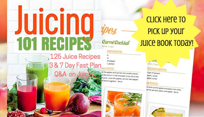 juicing101RecipesBook Find Yourself healthy